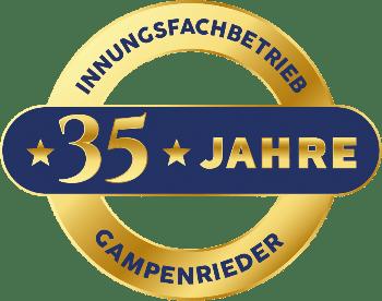 35Jahre Haustechnik Gampenrieder